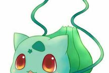 Grass type Pokemon