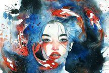 Art   watercolour