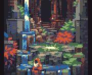Pixels Voxels