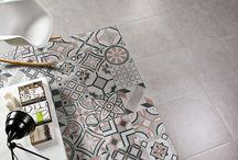 Alvar / Porcelain tile by Rocersa