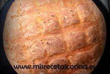 Recetas panes