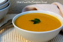 Recipes - Soups & Stews / by Diane