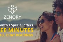 SPECIAL OFFERS / Special offers at zenory.com  Register for your first FREE minutes at www.zenory.com today!