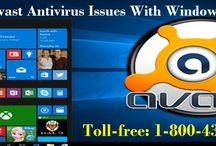 Contact 1-800-431-454 to Solve Avast Antivirus Issues with Windows 10