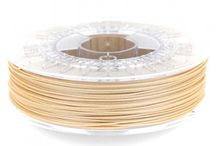 SPECIAL FILAMENTS / The ability to 3d print with various materials on your desktop 3d printer seems to be very important for many users. Therefore colorfabb ventured into the world of composite materials, like woodFill , bambooFill, bronzeFill and copperFill. Available at: http://colorfabb.com/special-filaments