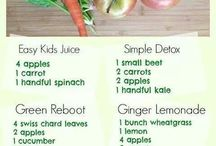 Detox Recipes  / by Jessica Del Risco