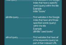 google operators guide