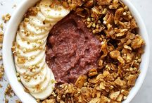 Breakfast / It is common knowledge that breakfast is the most important meal of the day. Whether its your favourite meal or a chore.. here are some delicious recipes to get you inspired to fuel your body from the get go! #nutritious #healthy #fresh #raw #paleo #fruit #rye #breakfast #foodisfuel #eatclean