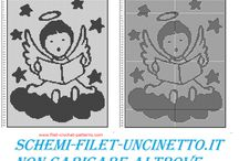 Filet baby blankets free patterns download / Free download filet crochet baby blankets...