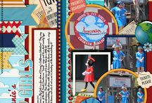 Disney Layouts / by Cynthia Rees
