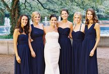 Navy Wedding Ideas / Love Navy?  Here are some great ideas for having a Navy Wedding Color Theme.