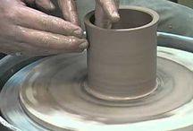 Pottery techniek