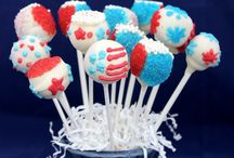 America the Beautiful / Celebrate America with these festive and yummy treats and meals!  Recipes and inspiration that are perfect for Memorial Day or the Fourth of July! / by King Kullen