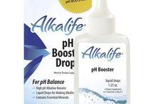 Alkalizing Supplements