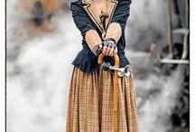 mode et steampunk