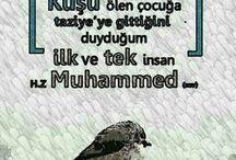 İslamiyet / Hz Muhammet asm