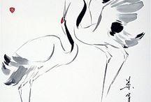 Crane ideas / Art