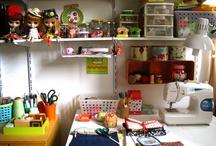 Mum's Secret Surprise Spectacular Sewing/Craft Room