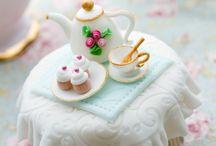 Tea-time Cupcake