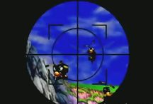 Conker's Bad Fur Day Beta for Nintendo 64 / These are screens from the beta of Conker's Bad Fur Day running on a Nintendo 64