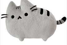 pusheen! i love you / by Gisela Ale