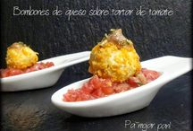 La cocina de Don Guille / Ideas de aperitivo