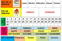 Ideas de calendarios