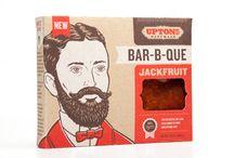 Upton's Naturals | Bar-B-Que Jackfruit / Creating using Upton's Naturals Bar-B-Que Jackfruit