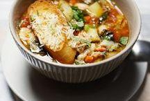 Zupy, kremy, chłodniki