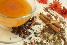 Herbs, spices & natural oil