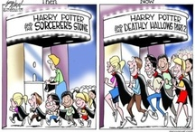 Harry Potter - of course / by Chris Hunt
