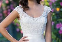 Sincerity Mid Season Collection / Fabulous new collection from Sincerity Bridal.  Their mid season collection is in stock now!
