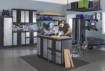 My New Garage / Studio