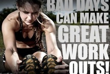 Work that body / Trening og motivasjon