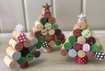 kerstdecoratie knutsels