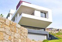 Proyectos Minimalistas / Proyectos de edificios o casa habitación Minimalista