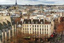 Paris and Vienna