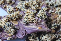 Dark Chocolate Peanut Butter Bark