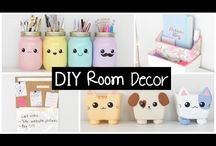 DIY Room Decor  for Teens - Easy & Inexpensive Ideas