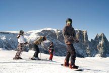 Südtirol im Winter / Ein Winterurlaub in Südtirol ist einfach unvergleichlich! Erleben Sie wunderbare Tage voller Sonne, Pistenspaß und Hochgenuss!