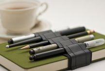Lapices y  cuadernos