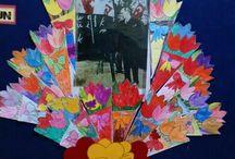 24 Kasım öğretmenler günü  panosu
