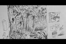tekenen/schilderen/fotografie