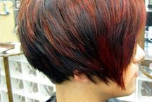 Hair color/ cut ideas / by Kelli Wilkie Begley