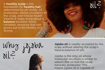 Natural Hair and Body Products