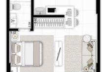 Układy mieszkań