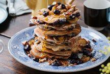 cook: pancakes