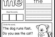 children sight words