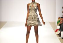 African Fashion Designer: Farai Simoyi / by Adiree