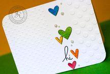 Crafty Inspirations- Cards / by Jennifer Carter